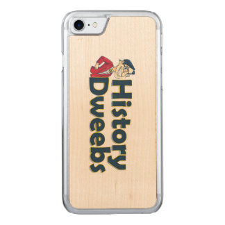 iPhone 7 Cherry Wood History Dweebs Phone case
