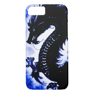 iPhone 7 Chinese Water Dragon Fantasy Art Nouveau iPhone 7 Case