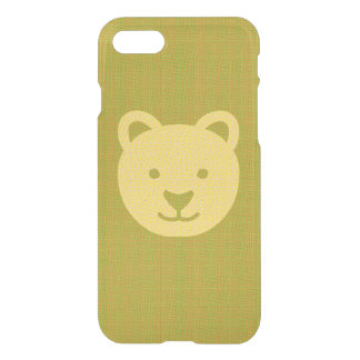iPhone 7 Clearly™ Deflector Case - Bear