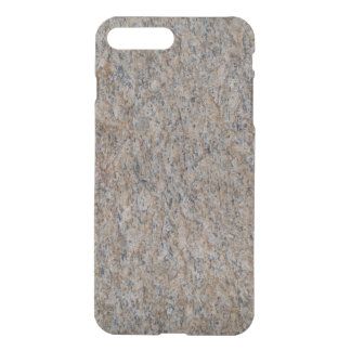 iPhone 7 Clearly Plus Deflector Case Brown Marbled