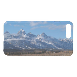 iPhone 7 Clearly Plus Deflector Case Tetons Mts.