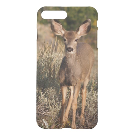 iPhone 7 Clearly Plus Deflector Case Wild Fawn