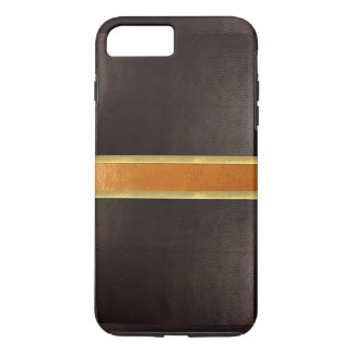 iPhone 7 Cool Leather Texture Slim Shell Case