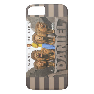 iPhone 7 Cover_I Want To Be Like Daniel - Boy iPhone 7 Case