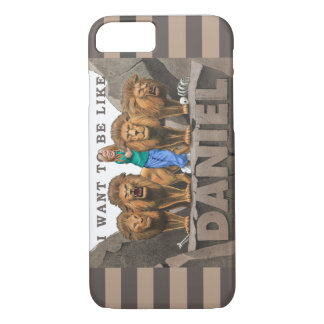 iPhone 7 Cover - I Want To Be Like Daniel - Girl