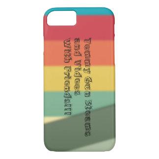 iPhone 7 custom channel art phone case