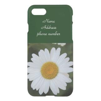 iphone 7 customizable case, Lovely Daisy iPhone 8/7 Case