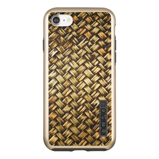 iPhone 7 DualPro Shine, Gold Incipio DualPro Shine iPhone 8/7 Case