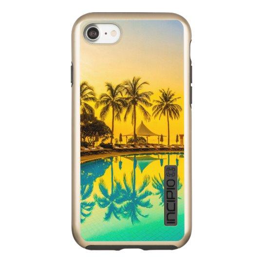 iPhone 7 DualPro Shine, Gold Incipio DualPro Shine iPhone 8/7 Case