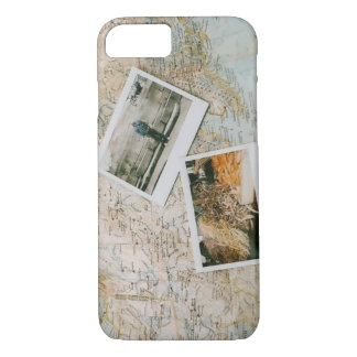 iPhone 7 Map Cover
