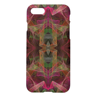 iPhone 7 Matte Case With Abstract Fractal Design i