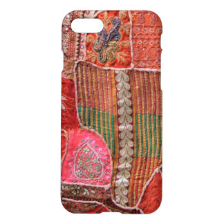 iPhone 7 Matte Case With Crazy Quilt