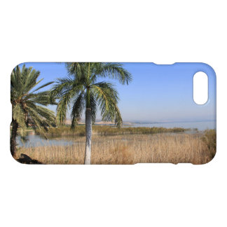 iPhone 7 Matte Case With Sea of Galilee in Israel