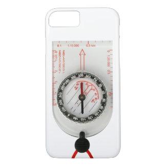 iPhone 7 orienteering case - compass