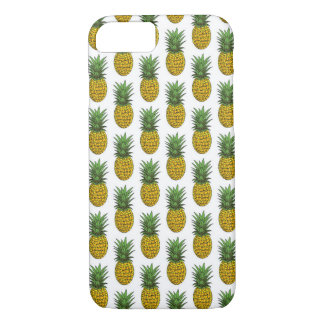 iPhone 7, pineapple pattern case