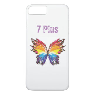 iPhone 7 plus butterfly iPhone 8 Plus/7 Plus Case