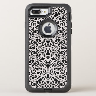 iPhone 7 Plus Case Baroque Style Inspiration