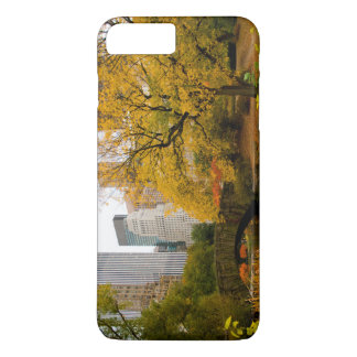 iPhone 7 Plus Case - Central Park NYC in Autumn