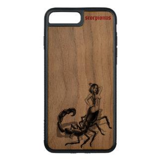 iPhone 7 Plus Case, Full Carved iPhone 8 Plus/7 Plus Case