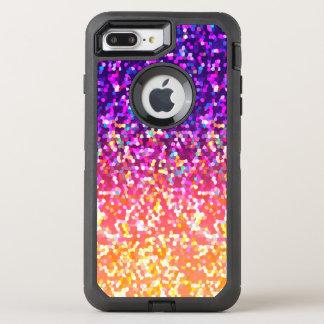 iPhone 7 Plus Case Glitter Graphic