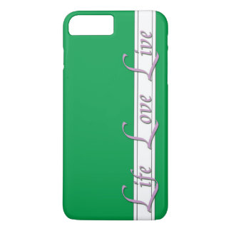 iPhone 7 plus case green life style