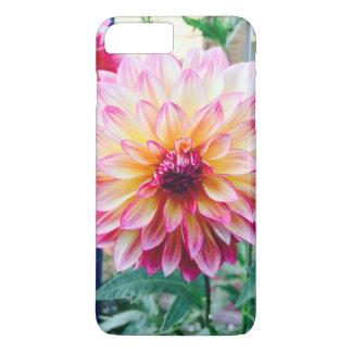 iPhone 7 Plus case with gorgeous Dahlia