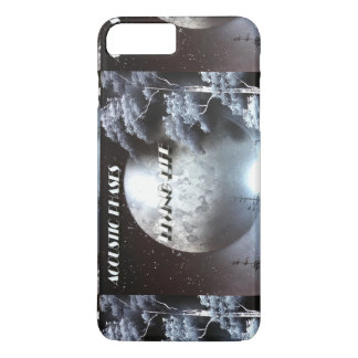 iPhone 7 Plus case with Living Life album artwork