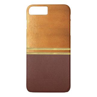 iPhone 7 Plus Copper Design Case