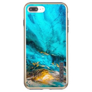 iPhone 7 Plus DualPro Shine, Gold Incipio DualPro Shine iPhone 8 Plus/7 Plus Case
