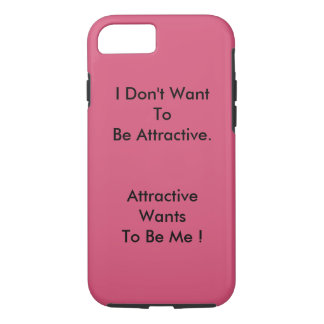iPhone 7 Plus Humor Case