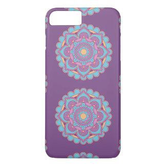 Iphone 7 Plus Mandala Phone Case