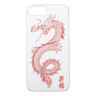 iPhone 7 Red Dragon Phone Case