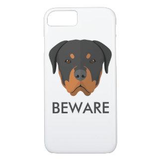 iPhone 7, Rottweiler cases