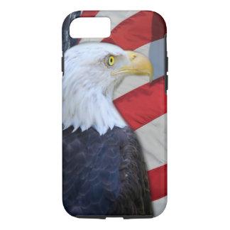 iPhone 7 Tough Case/Bald Eagle iPhone 7 Case