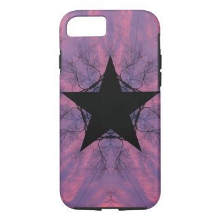 iPhone 7 Tree Star print case