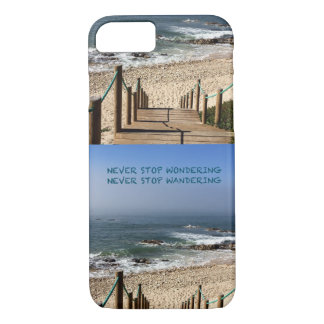iPhone 7 wanderlust case