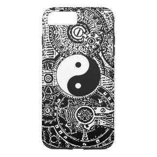iPhone 7 - YIN YANG WHEELS & GEARS ARA ART iPhone 7 Plus Case