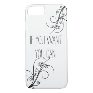 Iphone 7 - You Can marries iPhone 8/7 Case