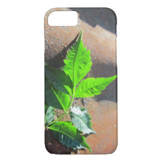 iPhone 8/7 Leaf on Tin Case-Mate iPhone Case