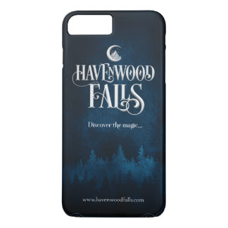 iPhone 8/7 Plus Barely There Case - HF Forest