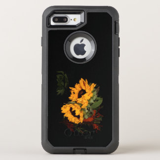 iPhone 8/7 Plus OtterBox Defender Sunflower