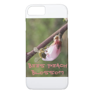 iPhone 8 and 7 Case with Bee theme