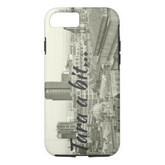 iPhone 8 case & Birmingham skyline