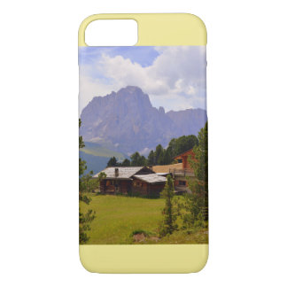 iPhone 8 Case Customizable - House Mountain View