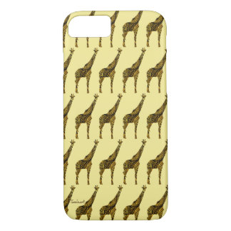 iPhone  8  Giraffe Case