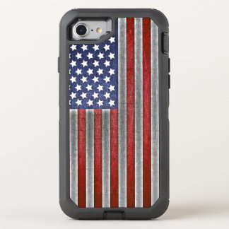 iPhone American Flag cell phone