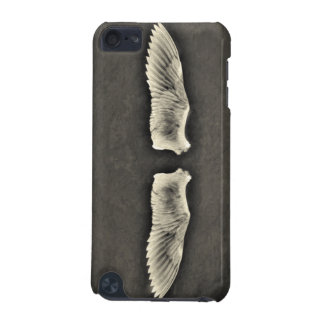 iphone angel wings dark grunge mystical iPod touch (5th generation) cover