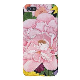 iPhone anglais 4 de jardin Étui iPhone 5