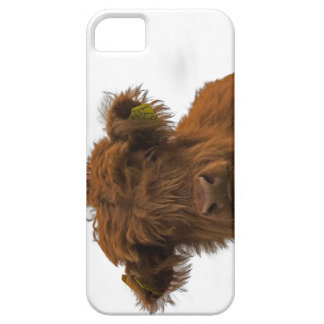 iPhone baby Highland Cow Case
