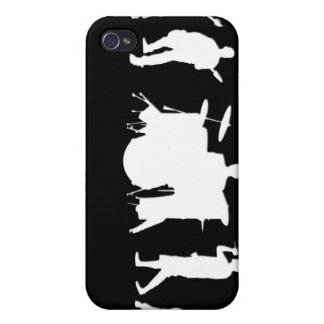 Iphone Band Case Covers For iPhone 4